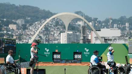 Paralimpiadi, arco: Simonelli l'argento nel compound arriva da lontano