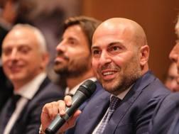 Tommaso Giulini, 49 anni. Lapresse