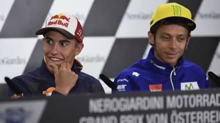 "MotoGP, Marquez: ""Marcherò Rossi evitando le provocazioni"""