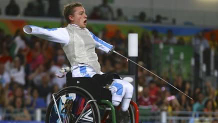 Paralimpiadi Rio 2016: fioretto a squadre. Italia k.o. con Hong Kong, col Brasile è decisiva