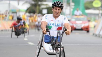 Paralimpiade: Zanardi e Vio, caccia all'oro nella prova a squadre