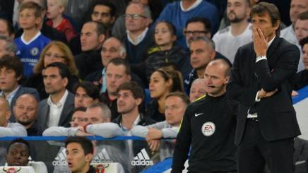 """Conte: """"Non è una mia sconfitta, ma dell'intero mondo Chelsea"""""""