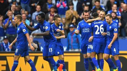 Premier: Ranieri ne fa tre al Burnley, Il Manchester City dà ancora spettacolo
