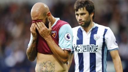Zaza fuori dopo 45 minuti, i tifosi del West Ham lo insultano