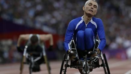 Paralimpiadi, atletica: De Vidi, sesta medaglia in sei Olimpiadi