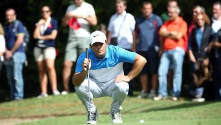 Francesco Molinari, 33 anni: vi nse l'Open d'Italia nel 2006 ANSA