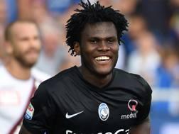 Franck Kessie, 19 anni, 4 gol in A. Getty