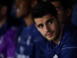 Alvaro Morata, 23 anni Getty
