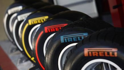 Le differenti mescole Pirelli utilizzate nel Mondiale 2016 di F.1 LAPRESSE