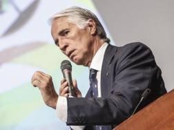 Giovanni Malagò, 57 anni, alla guida del Coni dal febbraio 2013. Ansa