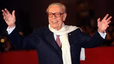 Gian Luigi Rondi, 94 anni. Ansa