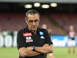 Maurizio Sarri, 57 anni. Ansa