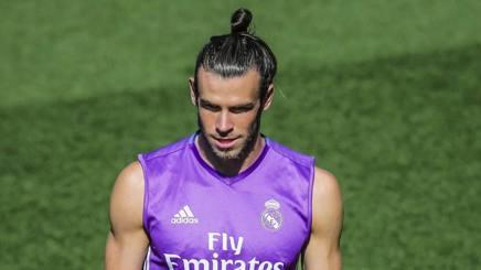 Gareth Bale, attaccante del Real Madrid. Epa