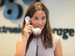 Pippa Middleton, 33 anni. Lapresse