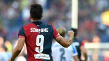 Giovanni Simeone, 21 anni.  Ansa