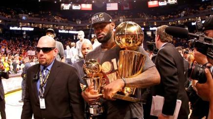 NBA, Cleveland Cavaliers preview: a caccia del bis. LeBron non è solo