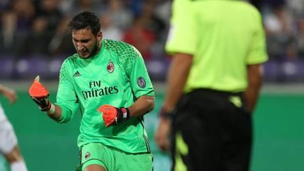 Milan, 3 gare senza subire gol: Montella sempre più difesa e contropiede