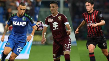 Lirola, Barreca, Zampano, Miangue, Calabria: la Serie A è baby sulle fasce