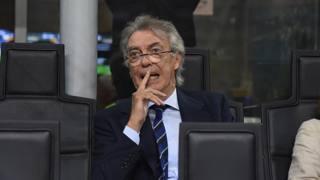 Massimo Moratti, 71 anni. Getty