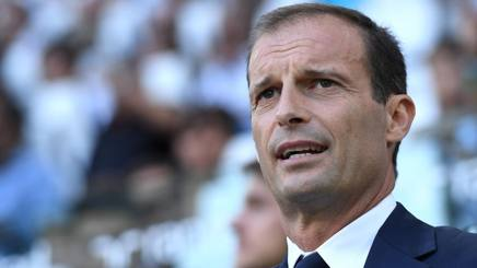 Massimiliano Allegri, 49 anni. Getty