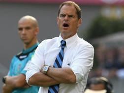 Frank de Boer, 46 anni. Getty