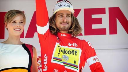 Peter Sagan, 26 anni. Bettini