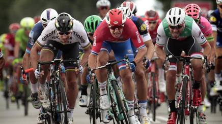 Sagan, Groenewegen e Nizzolo all'Eneco Tour. Bettini