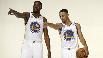 """Nba, i Warriors riaprono le Finals: """"Con i Cavs ora c'è rivalità"""""""