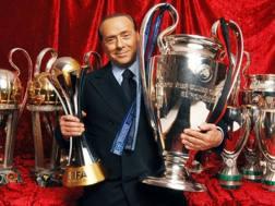 Il presidente del Milan Silvio Berlusconi compie oggi 80 anni. Gasport