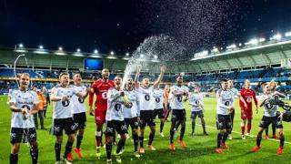 Il Rosenborg festeggia il suo 24esimo titolo