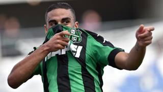 Gregoire Defrel, 25 anni, attaccante del Sassuolo. Getty