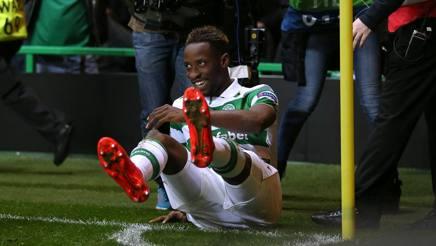Moussa Dembel�, 20 anni. Ap