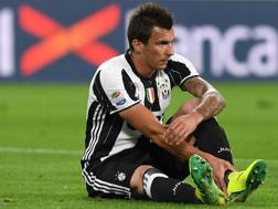 Mario Mandzukic, 30 anni. Getty