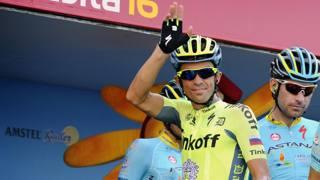 Alberto Contador, 33 anni. Bettini