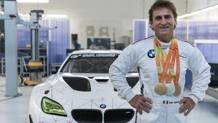 Alex Zanardi pronto a tornare in pista con la BMW