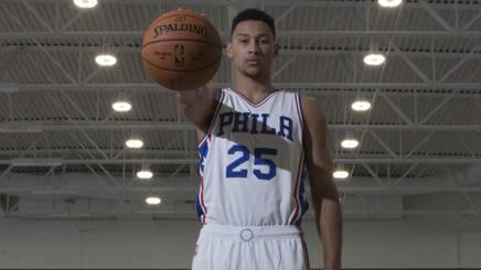 Nba, Ben Simmons di Philadelphia si frattura il piede destro