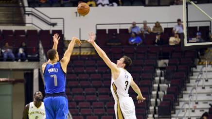 Nba, preseason, buone le prime di Pelicans e Rockets