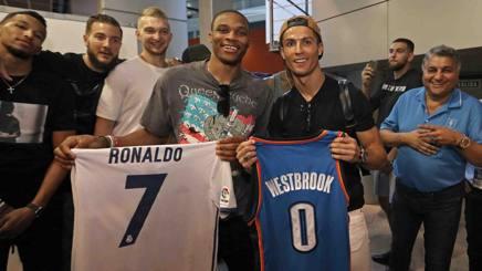 "Nba, Westbrook in Spagna punta in alto: ""L'obiettivo è sempre vincere"""
