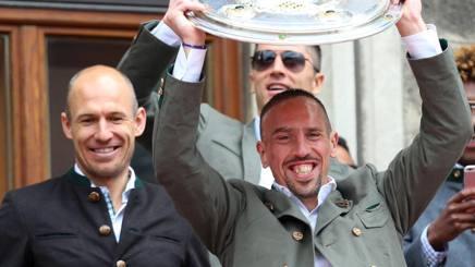 "Bayern, Robben, Ribery e Xabi: 60 trofei in scadenza. ""Importanti ma..."""