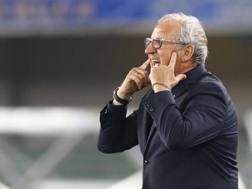 Gigi Delneri, 66 anni,  nuovo tecnico dell'Udinese. Ansa