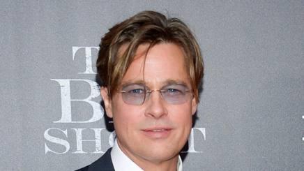 Brad Pitt, 52 anni. Ap