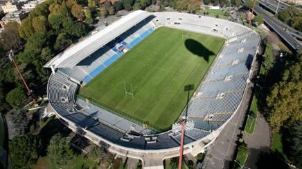 Lo stadio Flaminio a Roma