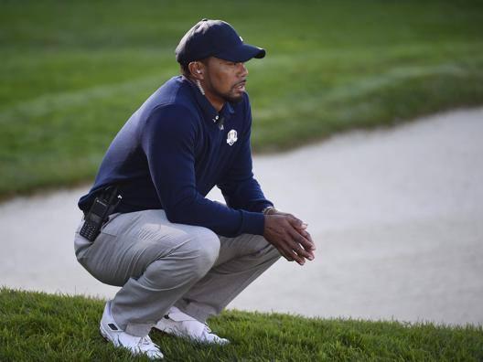 Tiger Woods. Epa