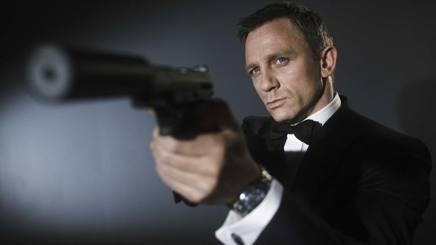 Daniel Craig, 48 anni, nei panni di James Bond