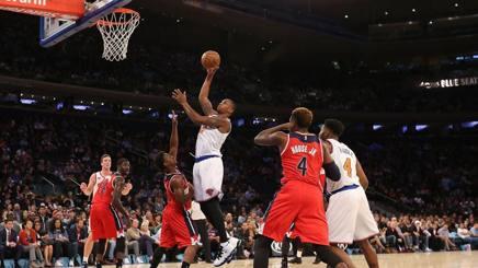 Preseason Nba: Knicks ok anche senza Rose, Belinelli vince ma resta a secco