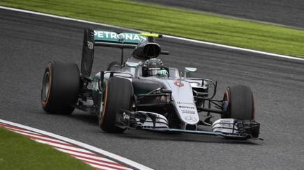 Nico Rosberg, 31 anni, leader iridato con la Mercedes. Epa
