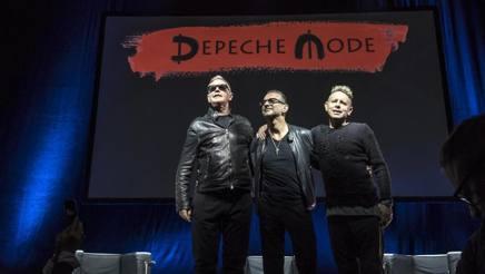 I Depeche Mode alla Triennale di Milano. Ansa