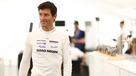 Mark Webber, 40 anni. Getty