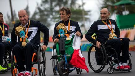 """Paralimpici, Zanardi: """"No, non sono un marziano. Forse vado sulla Luna"""""""