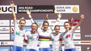 Mondiale,  Balsamo oro  per l'Italia juniores